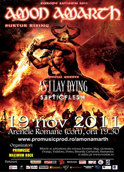 2011.11.19 Amon Amarth