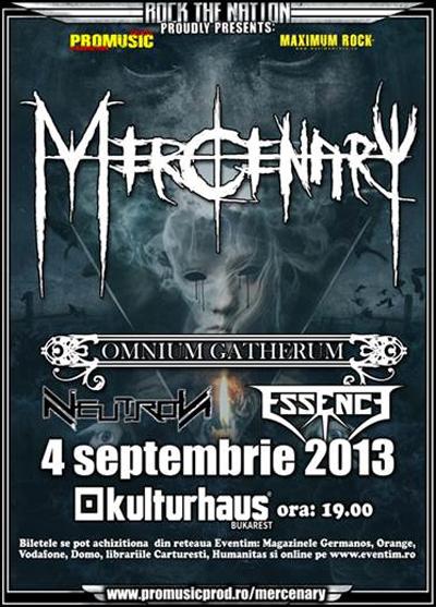 2013.09.04 Mercenary