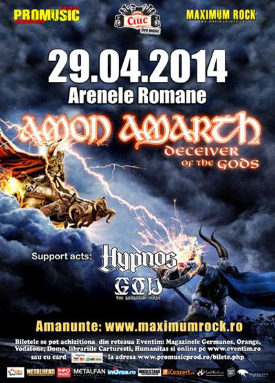 2014.04.29 Amon Amarth