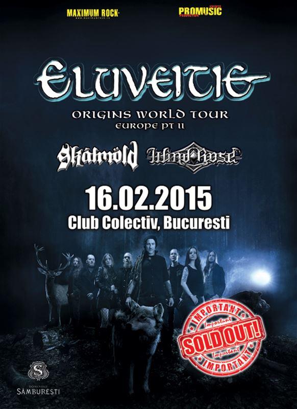 Afis Eluveitie 2015
