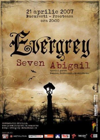 Afis Evergrey 2007