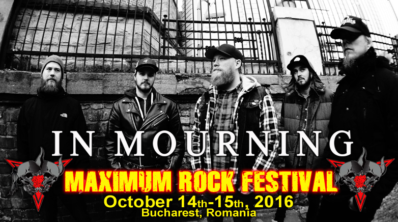 In Mourning-Maximum Rock