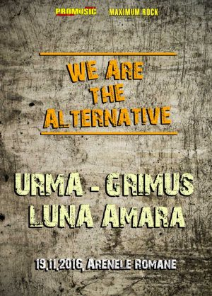 we are the alternative afis