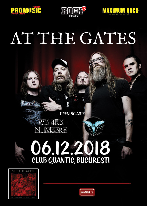Afis At The Gates web
