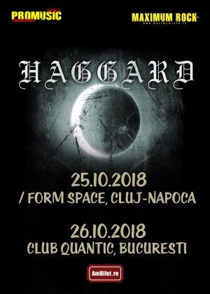 Afis Haggard 2018