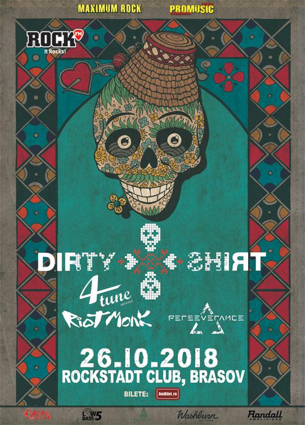 Afis Dirty Shirt 26.10.2018-4