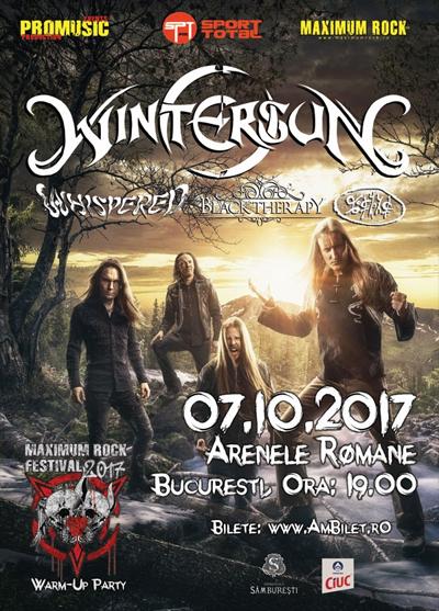 2017.10.07 Wintersun
