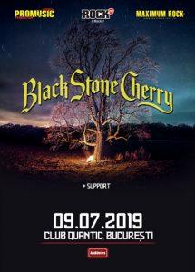 2019.07.09 Black Stone Cherry