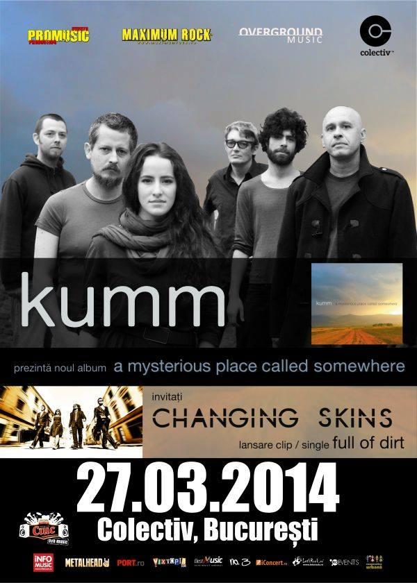 Kum - Changing Skins 2014