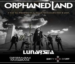 Orphaned Land - Dirty Shirt